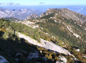 Ruta 4 dies Trans Ports btt Vistes del Mont Caro