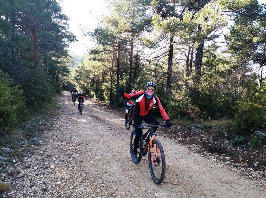 Ruta en Btt Ports Tortosa